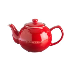 Červená kameninová konvice na čaj Mason Cash Original Collection, 1,2 l
