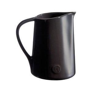 Pepřově černý džbán Emile Henry, objem 950 ml