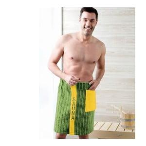 Pánský sarong Green, 50x136 cm