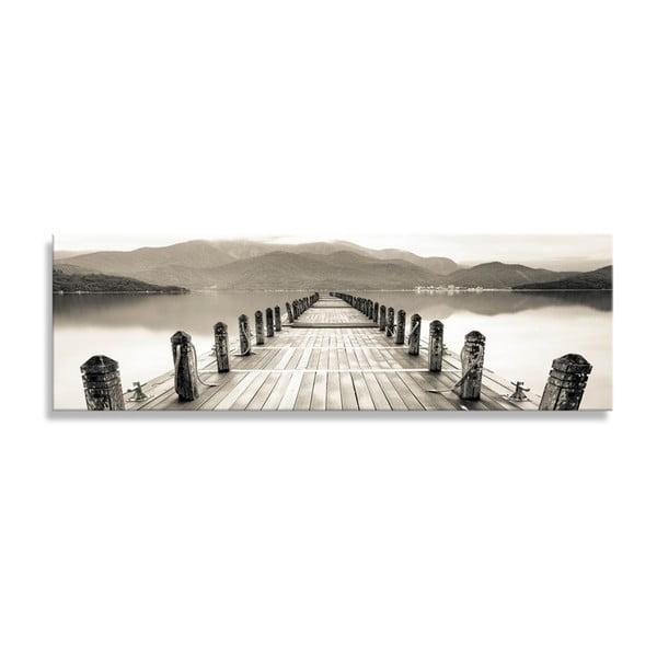 Obraz Styler Molo, 30 × 95 cm
