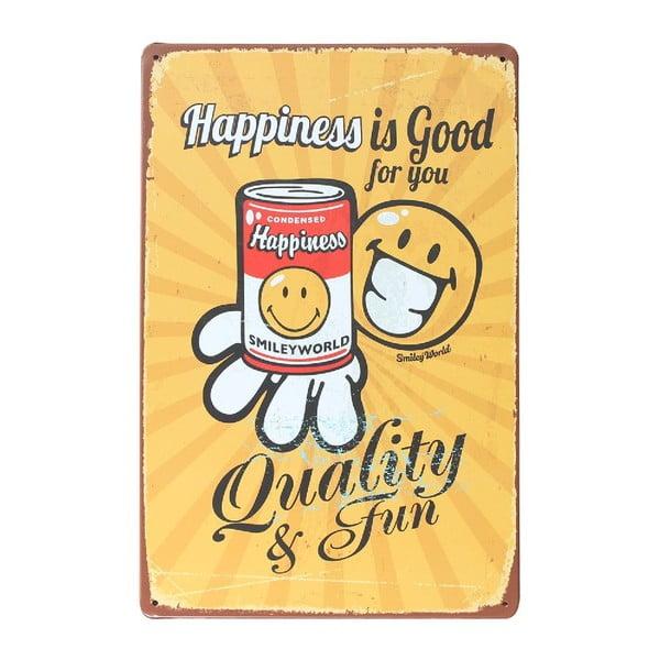 Cedule Qualitypot, 20x30 cm