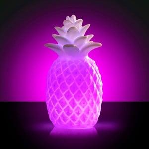 Světelná LED dekorace ve tvaru ananasu Gift Republic Pineapple
