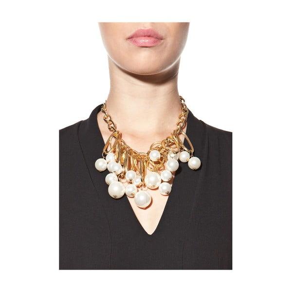 Dámský náhrdelník ve zlaté barvě NOMA Caren