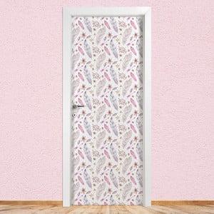 Samolepka na dveře LineArtistica Nomi Donna, 80 x 215 cm