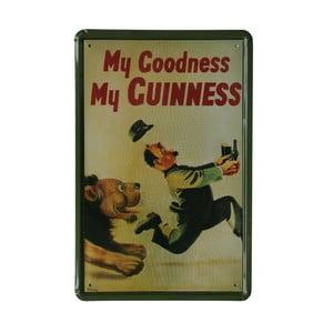 Cedule My Guinness, 20x30 cm