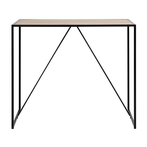 Seaford fekete-barna bárasztal - Actona