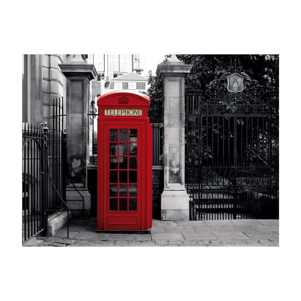 Velkoformátová tapeta London, 315x232 cm