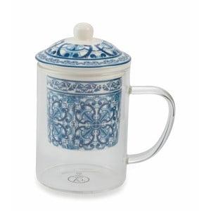 Hrnek s čajovým sítkem Villa d'Este Marocco