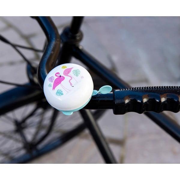 Clopoțel pentru bicicletă Rex London Flamingo Bay