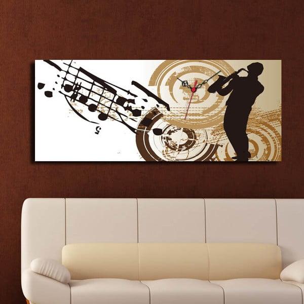Obrazové hodiny Jazz