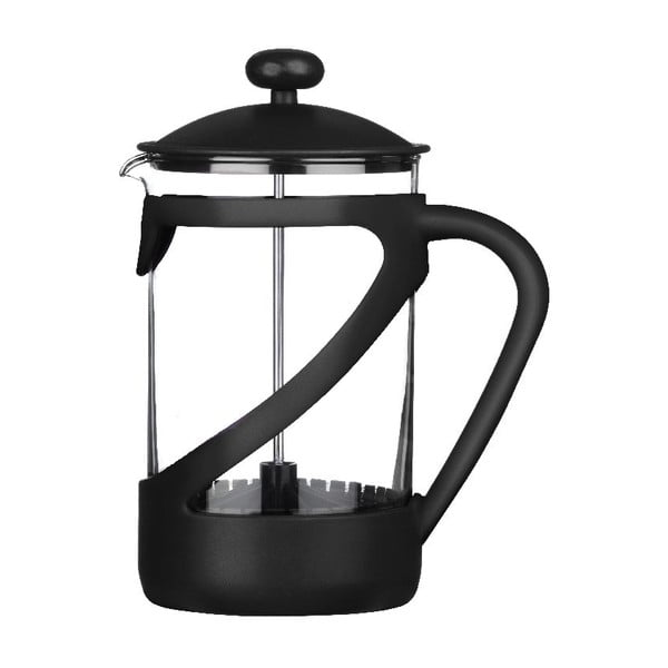 Moka konvice Cafetiere Black, 850 ml