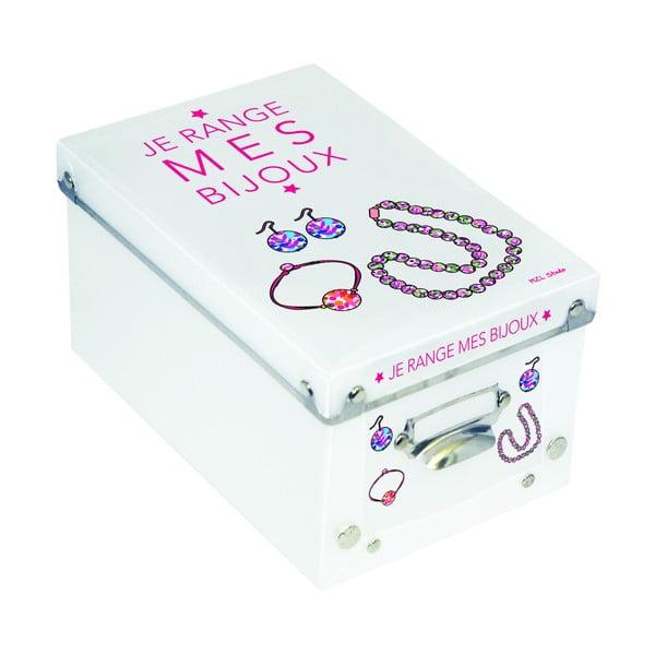Krabice na bižuterie Mes Bijoux