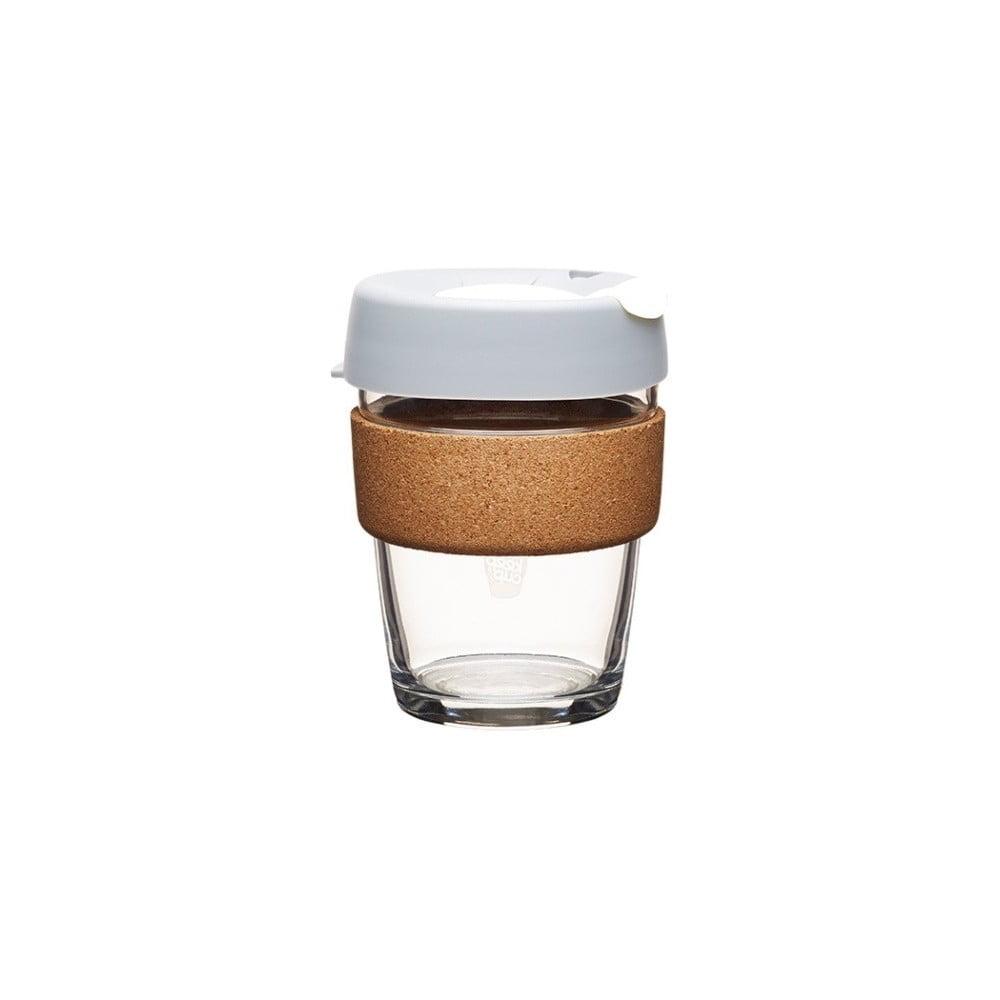Cestovní hrnek s víčkem KeepCup Brew Cork Edition Fika, 340 ml