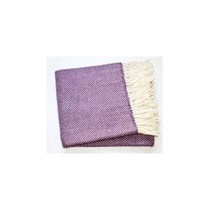 Deka Zen Plaid Purple, 140x180 cm