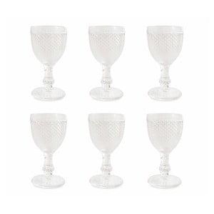 Sada 6 sklenic Villa d'Este Diamonds Calici