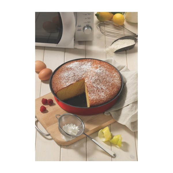 Forma na pečení v mikrovlnce Snips Crispy Plate Baking, ø26cm