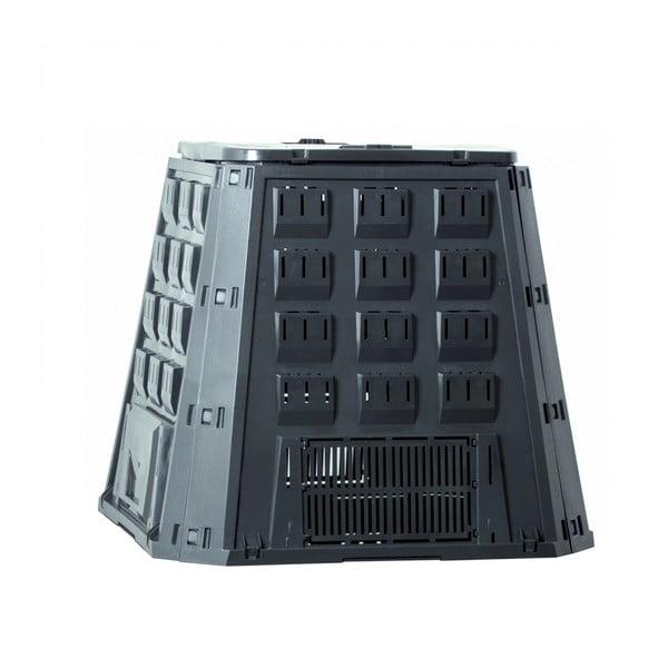 Kompostér EcoJoe 400 l, černý