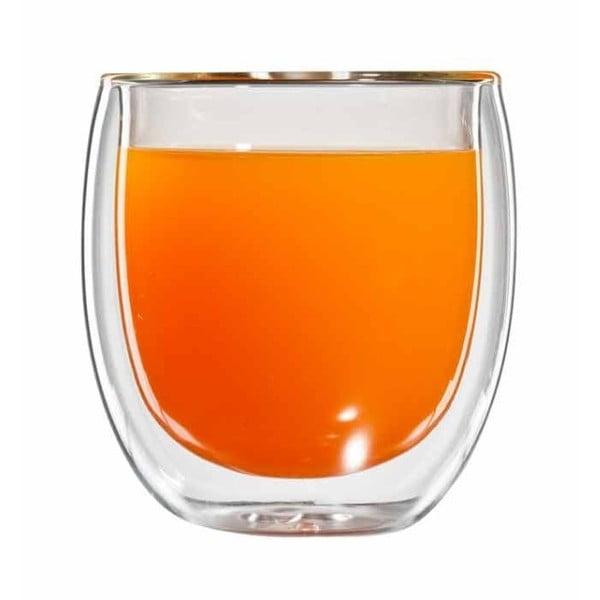 Sada 2 sklenic na čaj bloomix Tanger