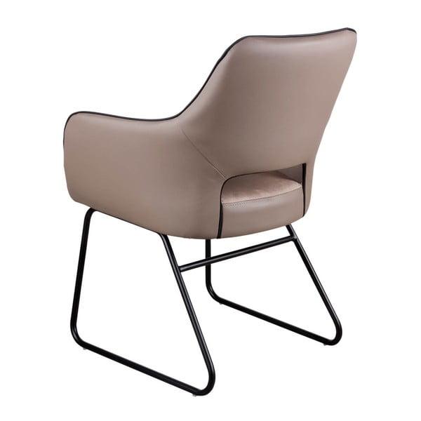 Béžová židle sømcasa Delia