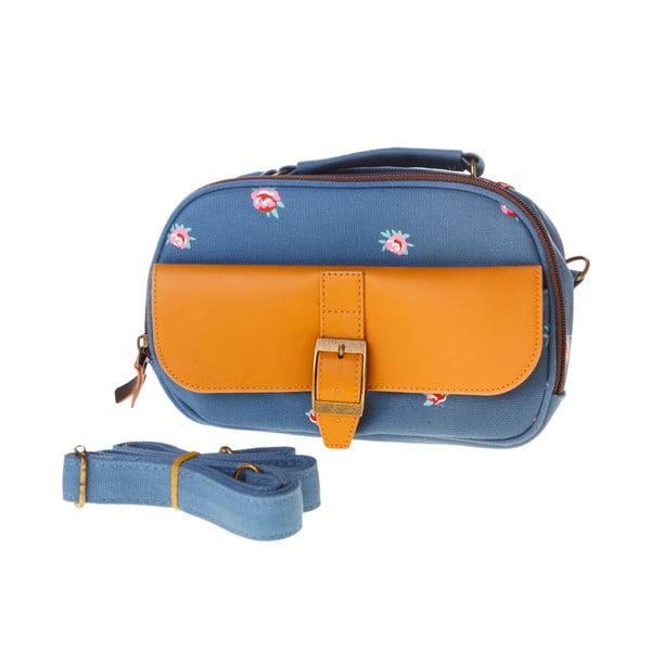 Taška přes rameno Retro, modrá