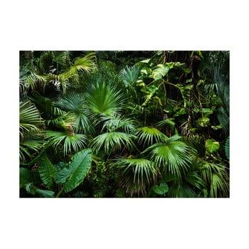 Tapet format mare Bimago Sunny Jungle, 400 x 280 cm imagine
