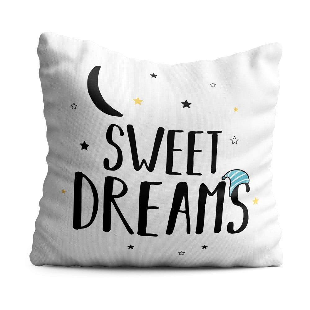 Dětský polštář OYO Kids Sweet Dreams, 40 x 40 cm
