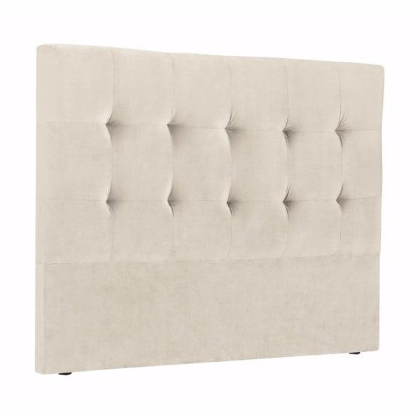 Tăblie pat Kooko Home Basso, 120 x 160 cm, bej