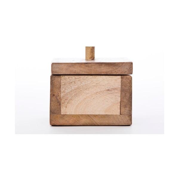 Dřevěná krabička NORR11 Casket Storage