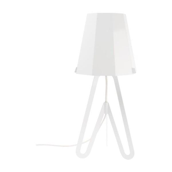Stolní lampa Flow, white/white