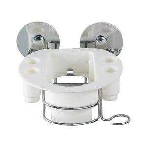Samodržící polička na elektrický kartáček Wenko Turbo-Loc, až 40 kg