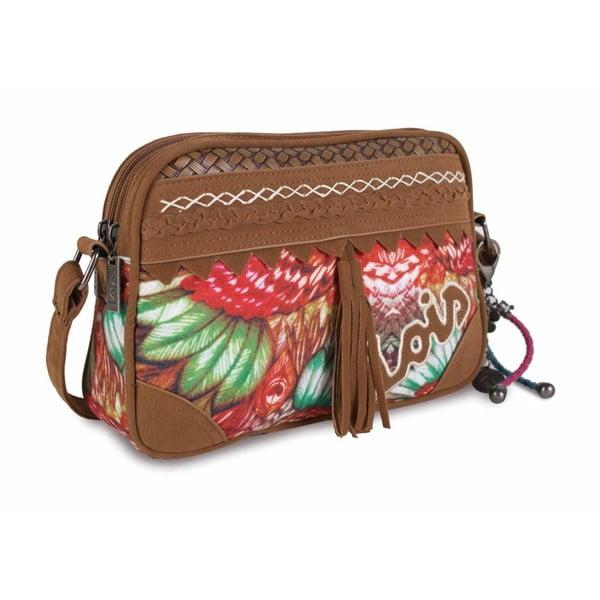 Barevná kabelka Lois, 26 x 18 cm