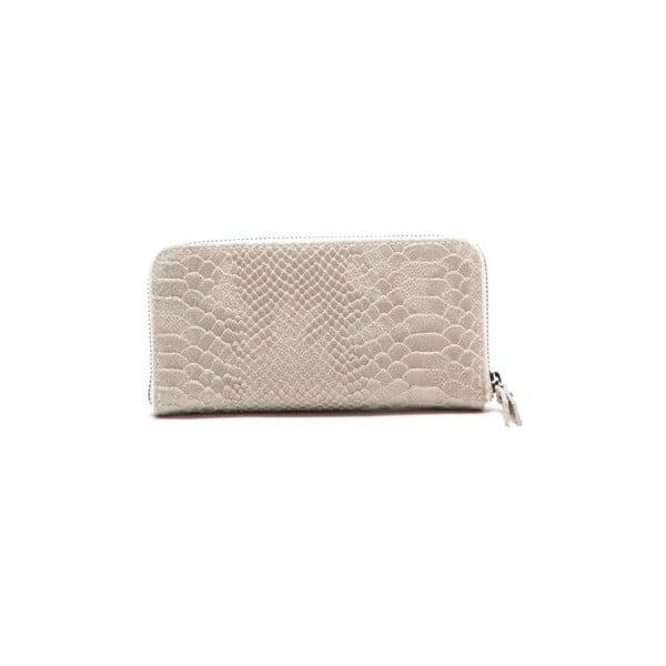 Kožená peněženka Mangotti 8001 Beige