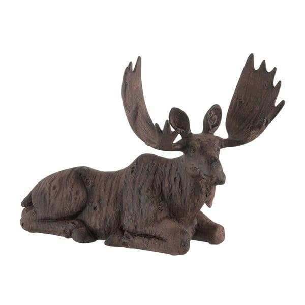 Dekorace J-Line Moose Lying