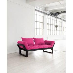 Pohovka Karup Edge Black/Pink