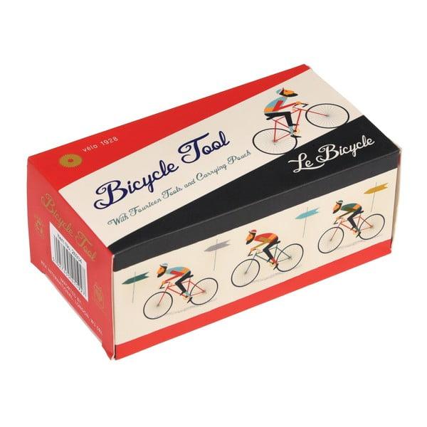 Unealtă multifuncțională cu scule pentru bicicletă Rex London Le Bicycle