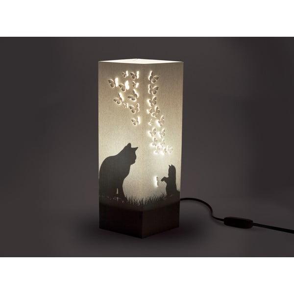 Stolní lampa Kitten