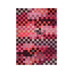 Koberec Pixel  Pink 90x160 cm