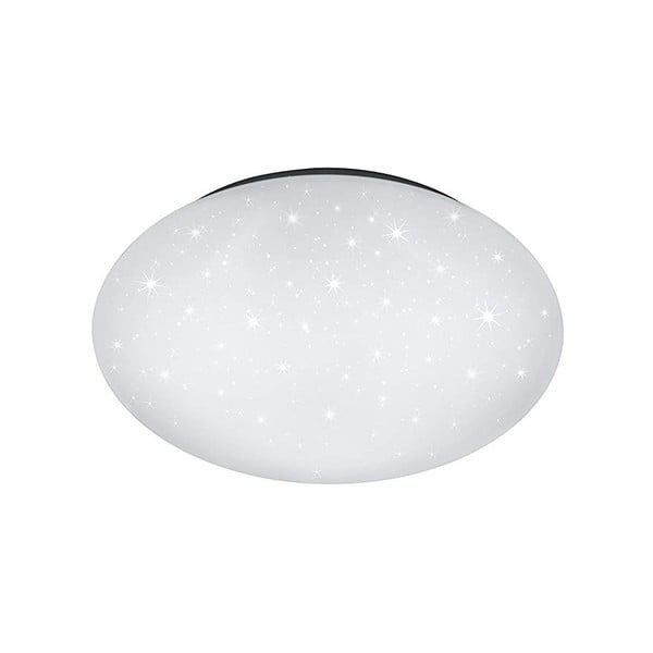 Plafonieră LED Trio Dots Putz, ⌀ 40 cm, alb