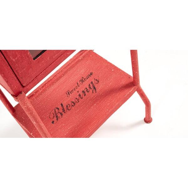 Skříňka Bossy Red