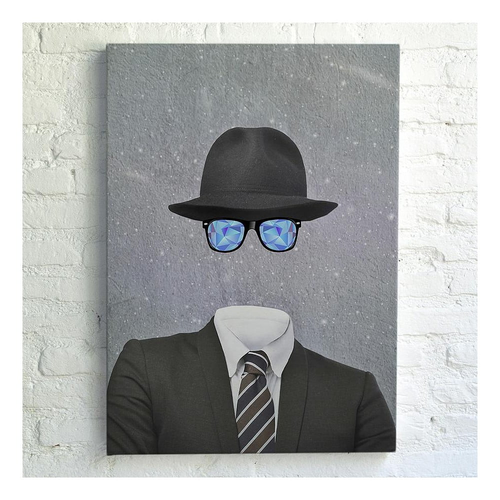Obraz Really Nice Things Invisible Man 70 x 50 cm