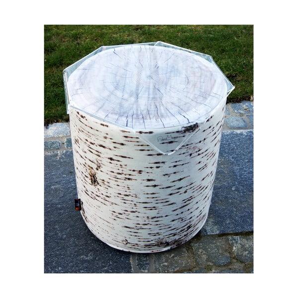 Sedák vhodný do exteriéru MeroWings Birch Tree, Ø 40 cm