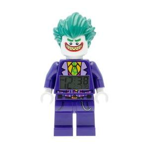 Hodiny s budíkem LEGO® Batman Movie Joker