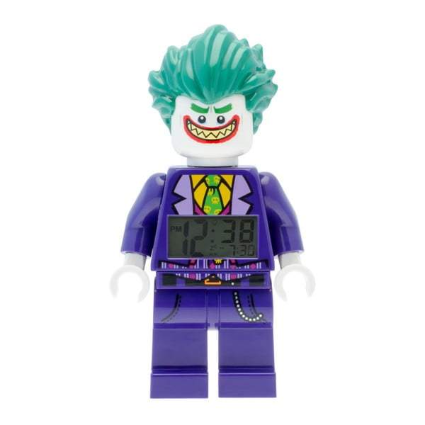 Hodiny s budíkom LEGO® Batman Movie Joker