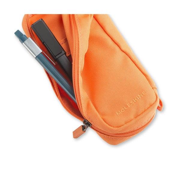 Oranžový penál Moleskine