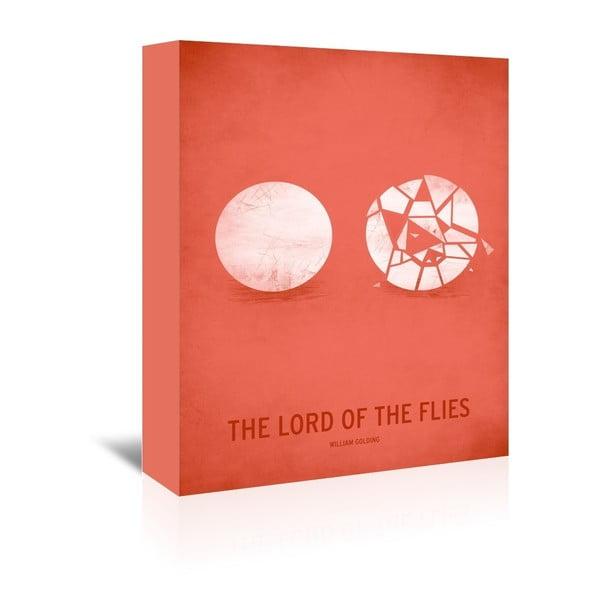 Obraz na plátně Lord of the Flies od Christiana Jacksona