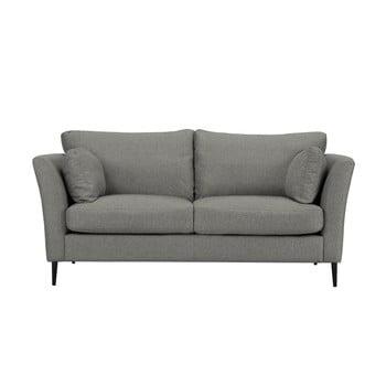 Canapea cu 2 locuri HARPER MAISON Eva, gri deschis