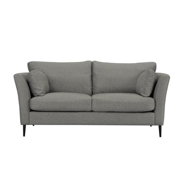 Jasnoszara 3-osobowa sofa HARPER MAISON Eva