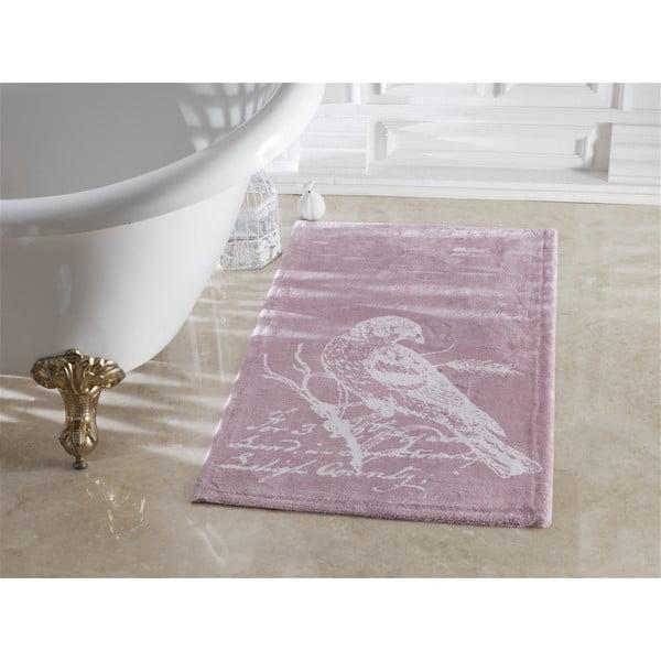 Koupelnová předložka Cuckoo Lilac, 40x60 cm