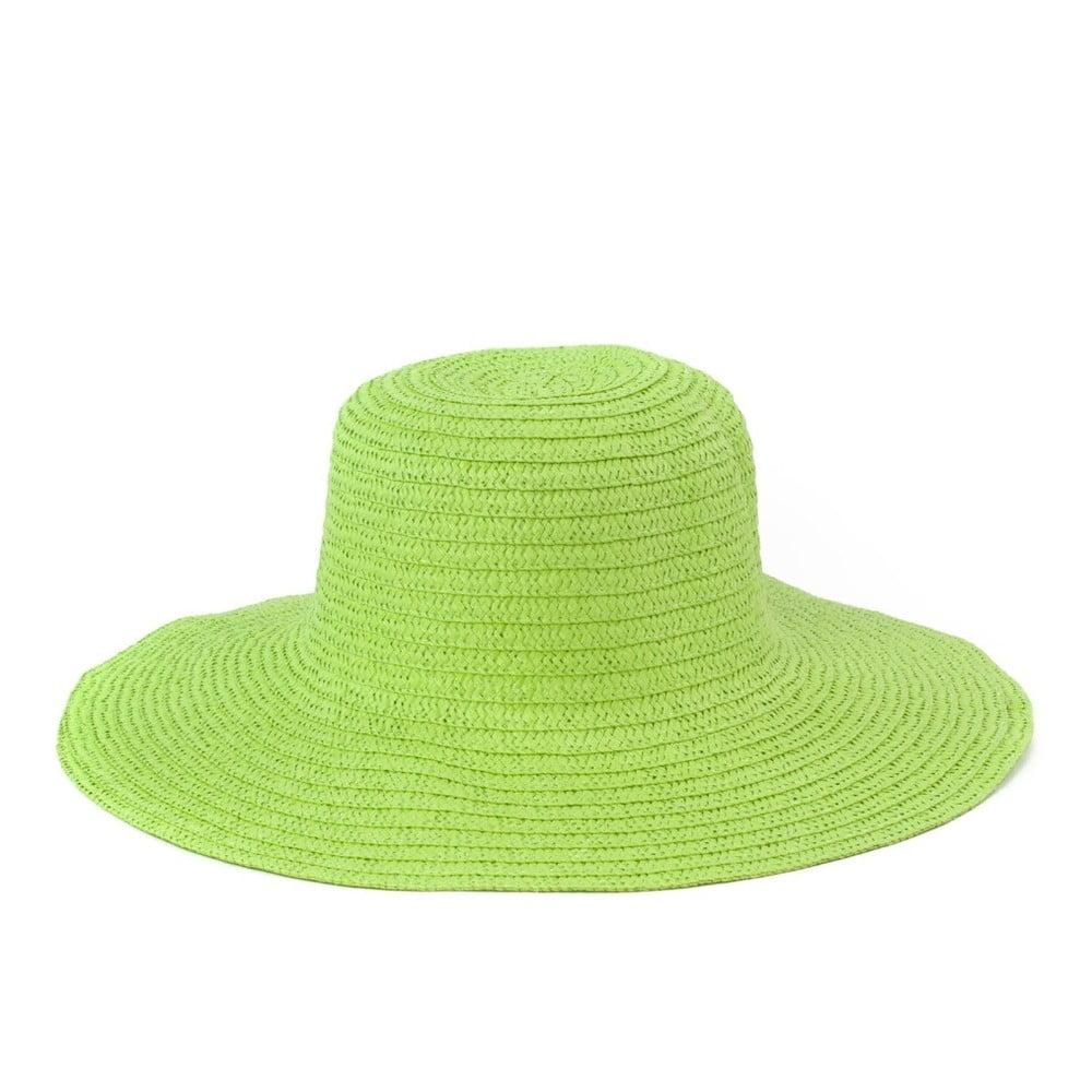Zelený klobouk Art of Polo Mia