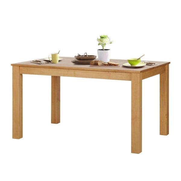 Jídelní stůl z borovicového dřeva Støraa Tommy, 140x90cm